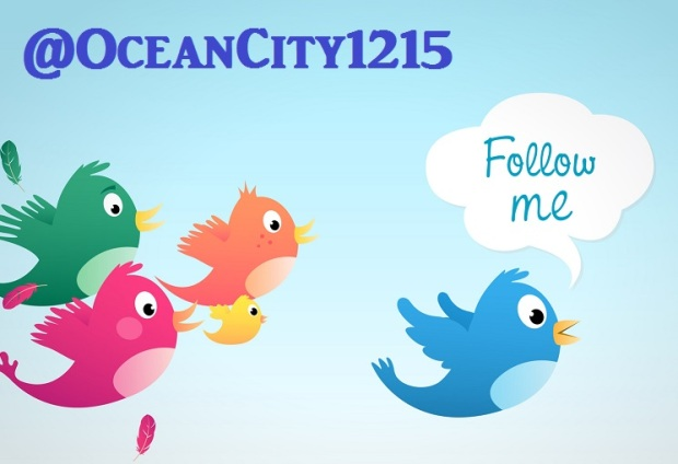 Follow us on Twitter @OceanCity1215 – Wave reports, sunrise over the OceanPhotos